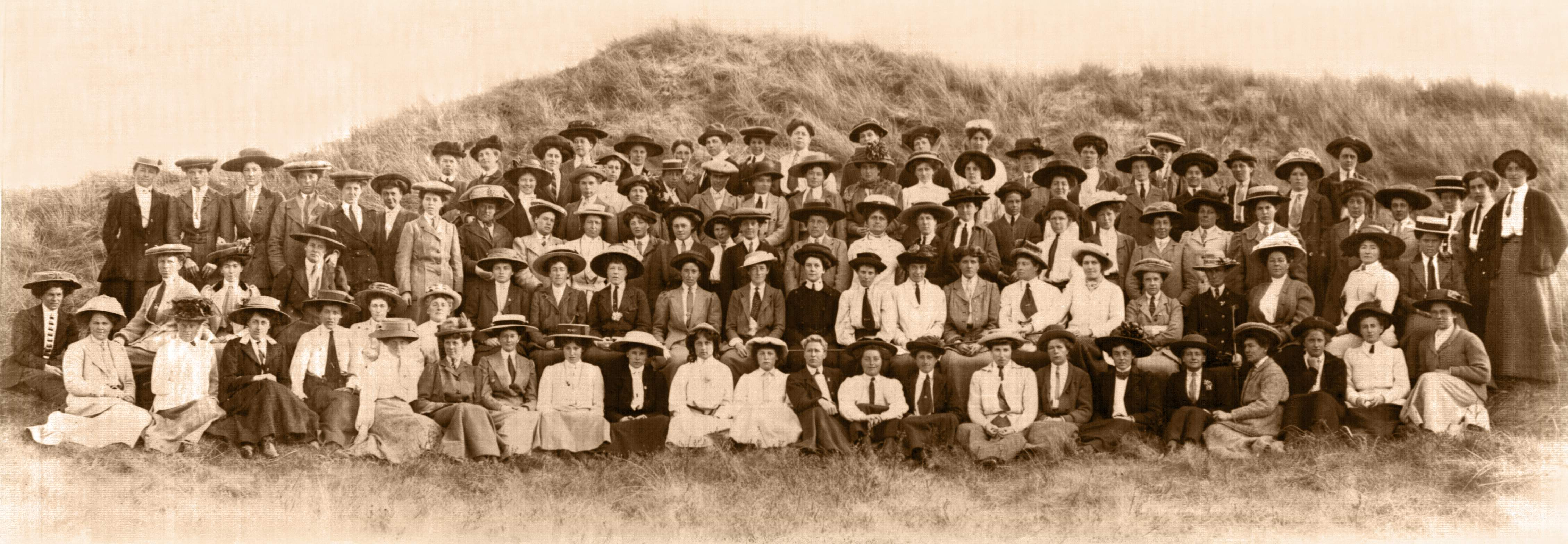 1909 Ladies' British Open Match Play Championship